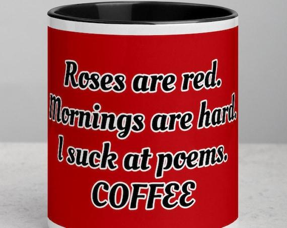 Funny Scarlet Coffee Mug