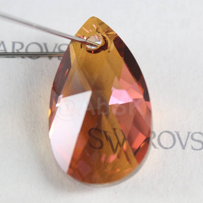 18c8b43ac 1 piece Swarovski Crystal Elements 6106 38mm or 50mm Crystal | Etsy