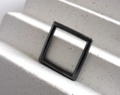 Simple square ring in oxi...