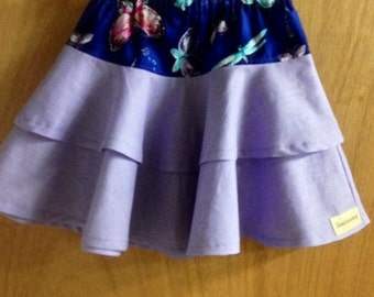 Twirly skirt, girls size 6