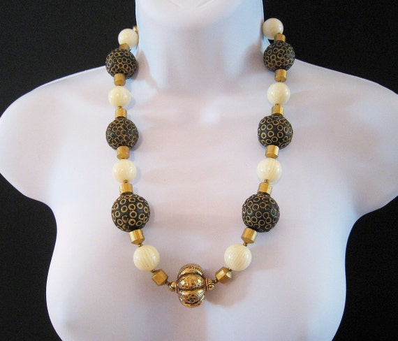 Beautifully done Mali necklace.
