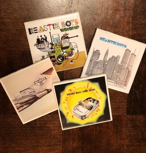 Beastie Boys Christmas.Beastie Boys Coaster Set Music Christmas Gift