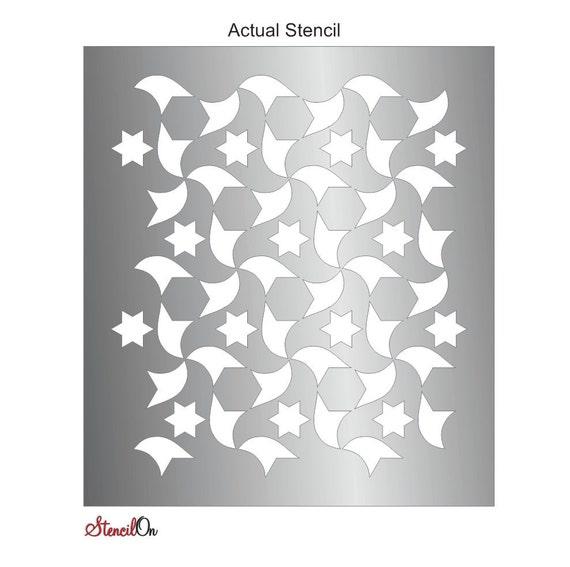 Mylar reusable stencil FAST SHIPPING Cheerleader stencil Stencil