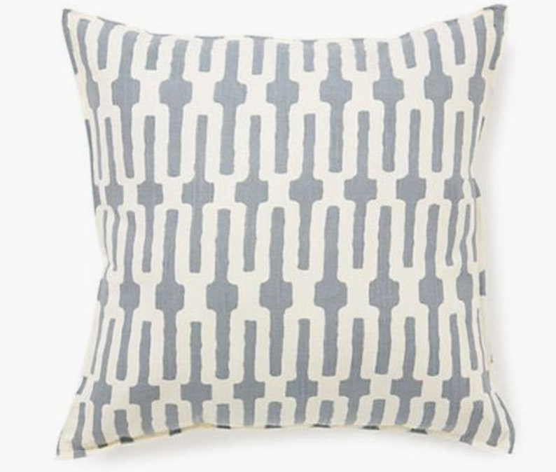 Annie Selke Decorative Pillows Trellis Pillows Neutral Etsy