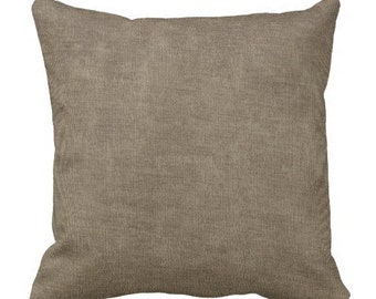 brown pillows, taupe pillows,  solid pillows, decorative pillows, couch pillows, pillow covers, brown lumbars, brown pillow cover, velvet