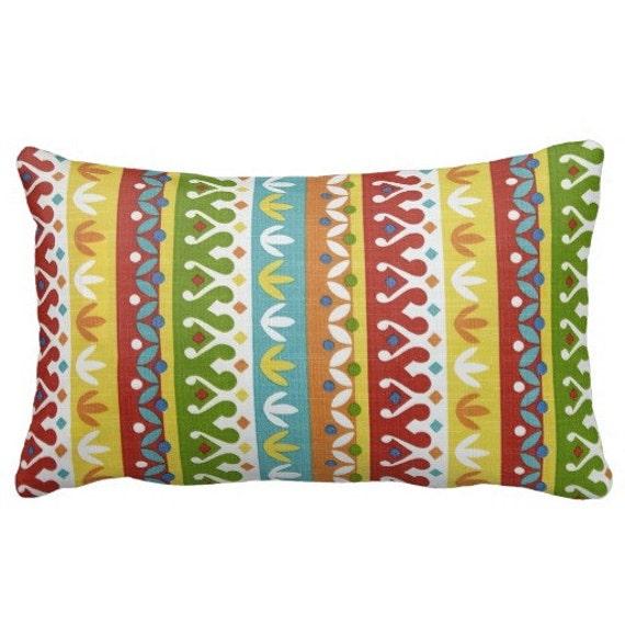 Outdoor Pillows Outdoor Pillow Cover Outdoor Lumbar Lumbar Etsy