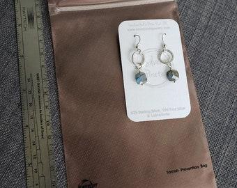 907074257ef Anti tarnish bag - INTERCEPT® translucent zip-lock bag 4X6 - Jewelry care - Anti  tarnish storage - Sold individually - FREE SHIPPING