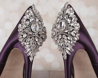 Eggplant shoe   Etsy