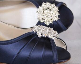 Low heel wedges | Etsy