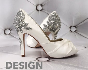 736e9a60a7b6 CUSTOM CONSULTATION  Wedding Shoes