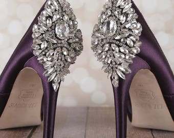 fdd78534fc50 Purple wedding shoes