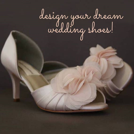 CUSTOM CONSULTATION: Wedding Shoes