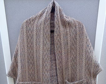 Weave of the Irish Wool Shawl