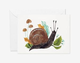 Snail Mail card