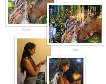 Digital Fantasy Commission