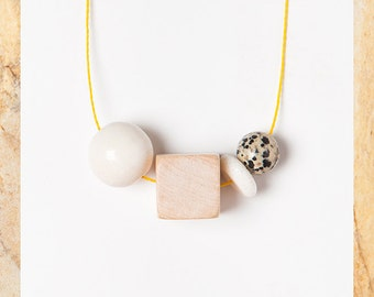 Terrestre 05 necklace by Depeapa