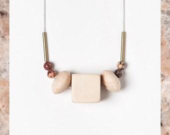Terrestre 04 necklace by Depeapa