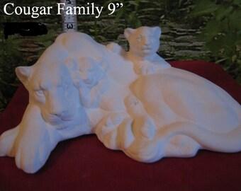 227c219ef2f5 Ceramic cougar
