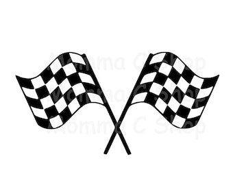 finish line flags etsy