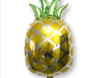 Giant Pineapple Balloon for birthday partys, Luau Partys
