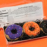 Practical Magic Donuts Gift Set Organic Catnip Cat Toy