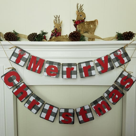 image 0 - Red And Black Christmas Decorations