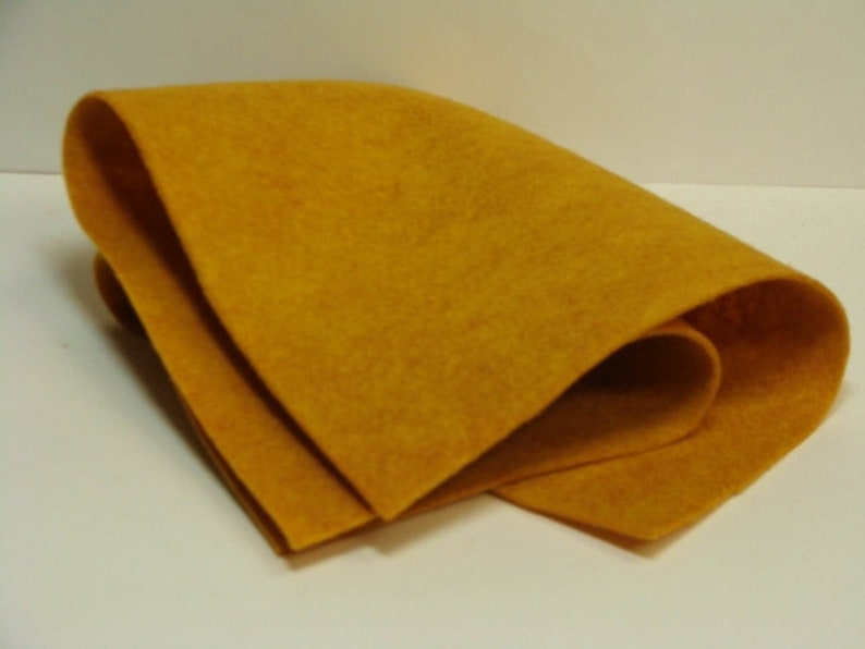 12x18-10 Color Collection Merino Wool Blend Felt Sheets Juliana