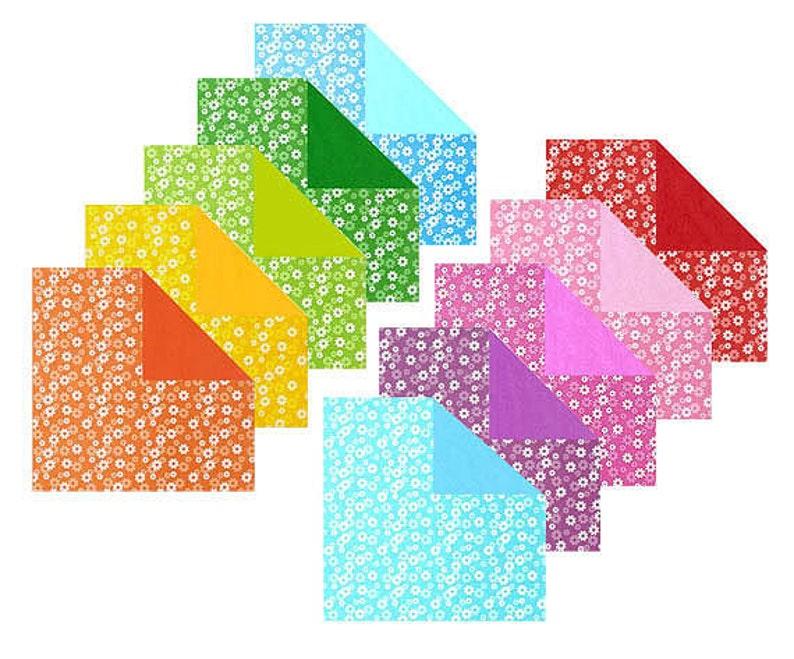 Aitoh Origami Paper 5.875