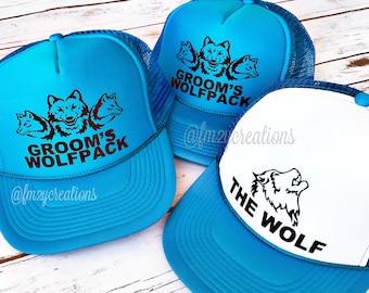 9a570599b0e Groomsman Trucker Hat