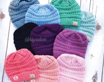 2b83ae9670f Youth Personalized CC Girls Beanie