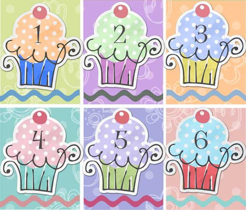 Cupcake Birthday Plate Personalized Plate Personalized Childrens Cake Smash Melamine Dinner Plate