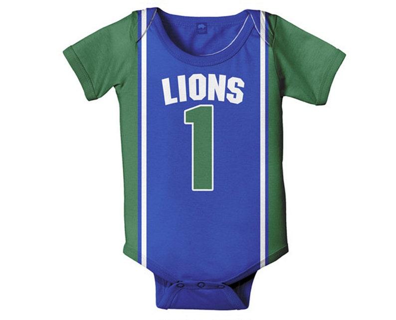 03c75605dc0 Personalized Basketball Jersey Bodysuit Baby Boy Jersey | Etsy