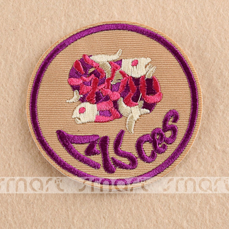 Taurus Embroidered Sew Iron On Patch Badge Fabric Clothes Applique Transfer Trim