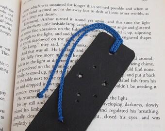 Libra Bookmark, Zodiac Leather Bookmark, Bookworm Gift, Constellation Bookmark, Celestial Bookmark, Zodiac Libra Bookmark, Personalized Gift