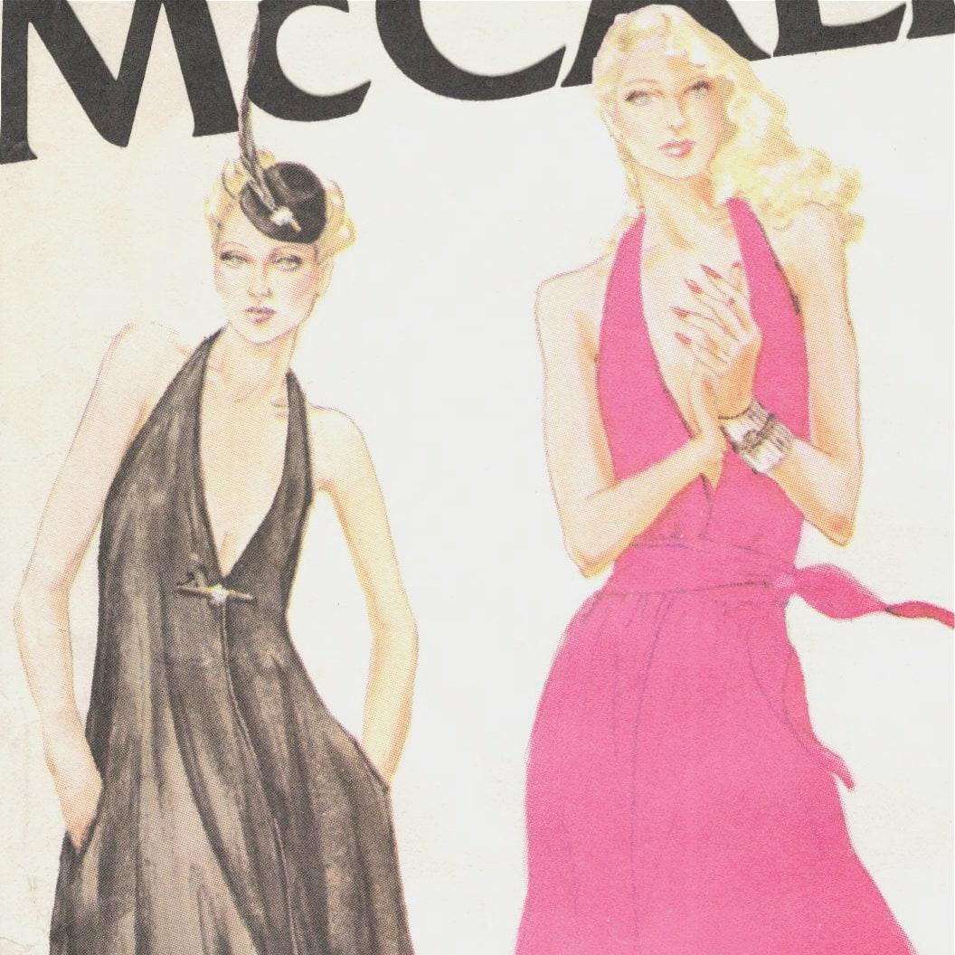 McCall's 6576 by Bob Mackie (1979)