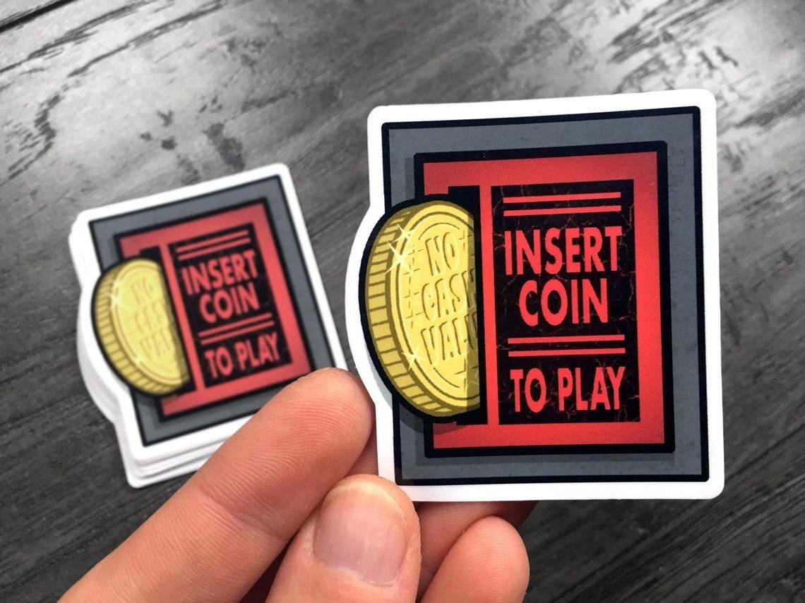 diy arcade coin slot