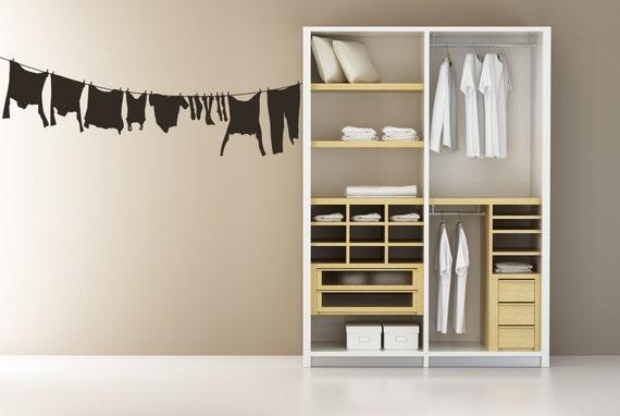 laundry room decal laundry room decor laundry room art | etsy