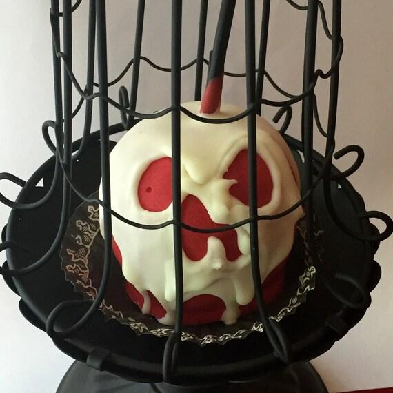 Snow White Evil Queen Poison Apple 4 apples poisoned apples