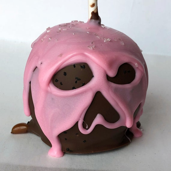 Pink Snow White Evil Queen Poison Apple Poisoned Apples