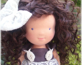 Waldorf doll 15 inch called Suzanne