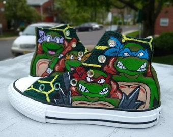 77e55a47936ed D&D dungeons and Dragons custom Converse | Etsy