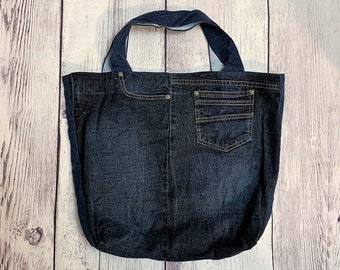 Zero Waste Bag with short handle