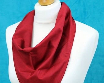 Extra Large Fursuit Bandana - Great for Fursuiters Cosplay or just everyday Fashion ~ XL Jumbo double sided Neck Scarf Accessory