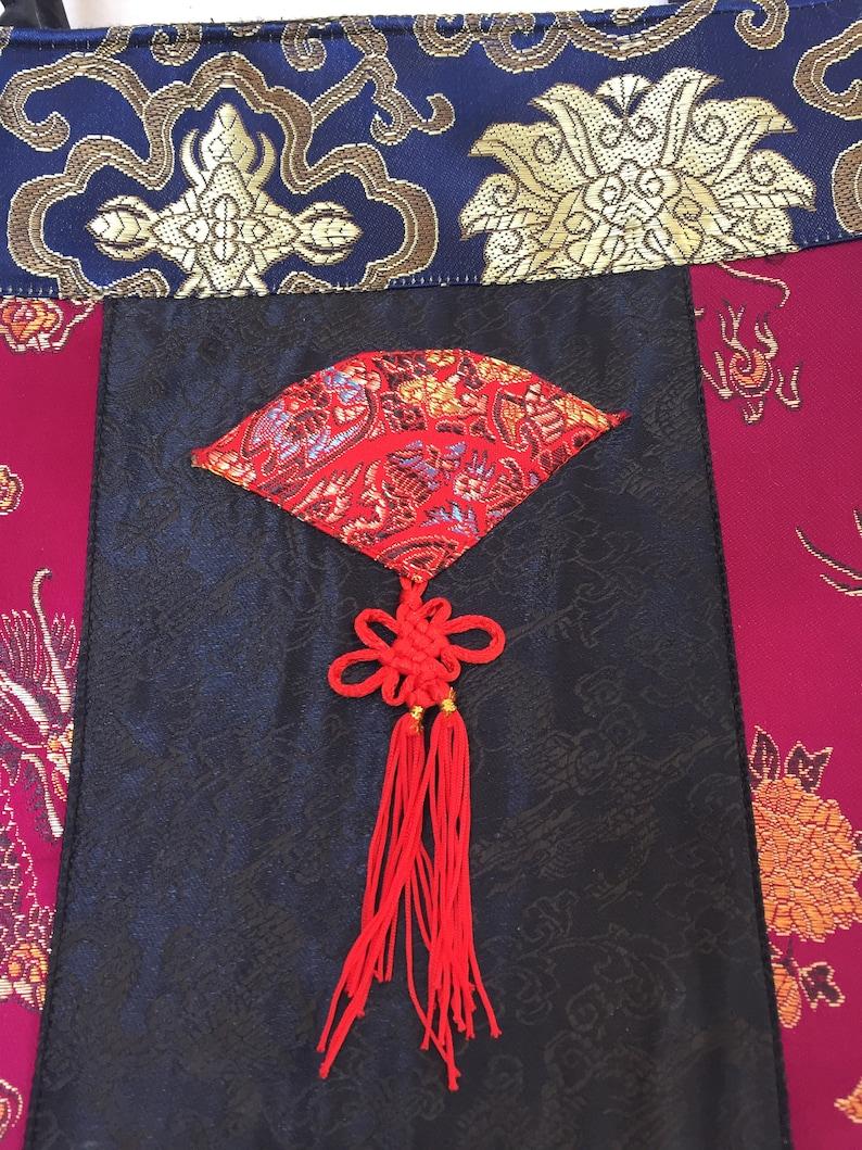 Chinese Brocade Festival Bag