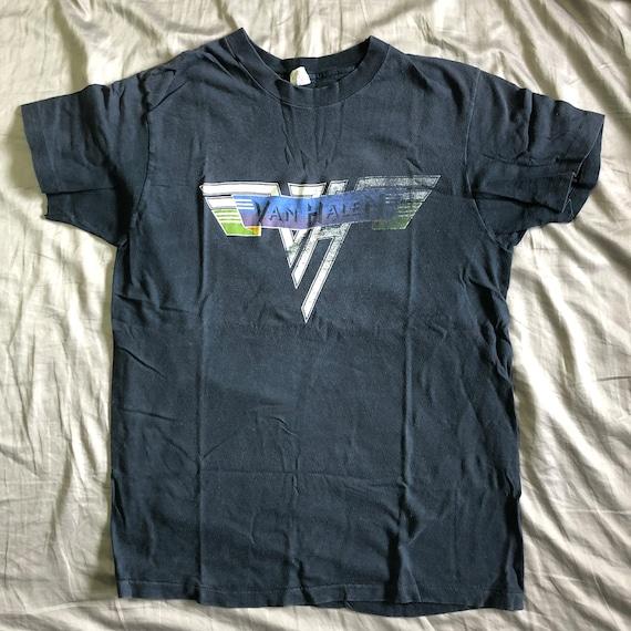 Vintage VAN HALEN 1978 t shirt 70s