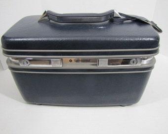 Vintage Samsonite Profile II Train Case #051314050
