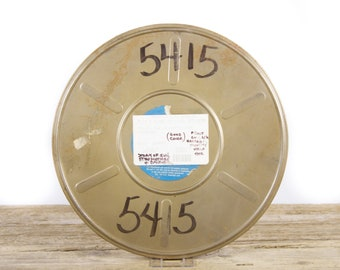 Vintage 16MM Movie / The Twelve Months (Hungary) / 16 MM  1200 LF Film & Video / Movie Room Decor Collectibles
