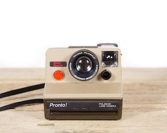 Polaroid Camera / Working Polaroid Pronto Camera / Old Polaroid Camera / Polaroid Onestep Camera / Vintage Polaroid Camera /Retro Polaroid