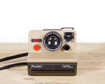 Polaroid Camera / Working Polaroid Pronto Camera / Old Polaroid Camera / Polaroid Onestep Camera / Vintage Polaroid Camera /Retro Polaroid