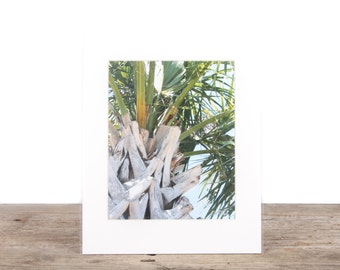 Original Fine Art Photography / Jamaica / Island Photography / Palm Trees / Beach Gift / Beach Decor / Beach House Decorations / Ocean Water